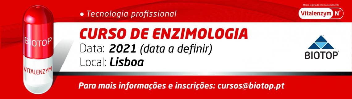 Curso de Enzimologia Outubro 2020