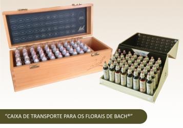 Florais de Bach® - Caixa de Transporte