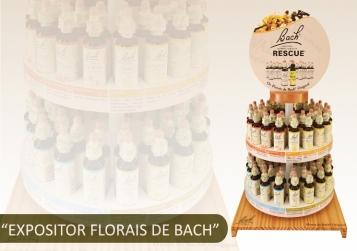 Florais de Bach® - Expositor