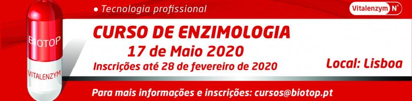 Curso de Enzimologia ano 2020