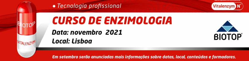 Curso de Enzimologia Outubro 2021   Biotop®