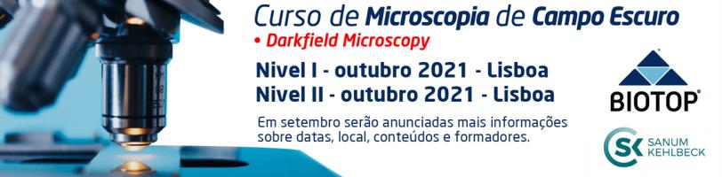 Curso Microscopia 2021 Nivel I, II e III Biotop