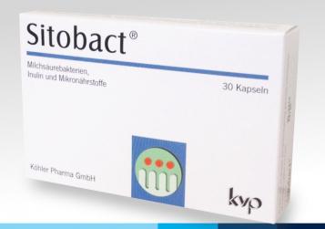 BIOTOP® KÖHLER PHARMA GMBH - SITOBACT®