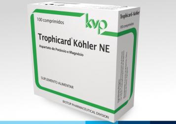 BIOTOP® KÖHLER PHARMA GMBH - TROPHICARD KÖHLER NE®