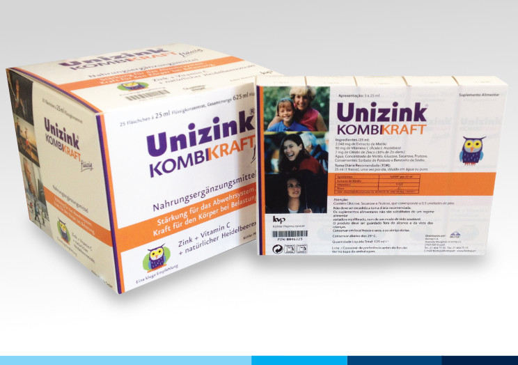 BIOTOP® KÖHLER PHARMA GMBH - UNIZINK ® KOMBIKRAFT®