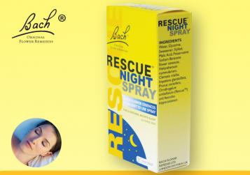 RESCUE® NIGHT SPRAY