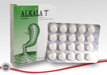 BIOTOP® SANUM-KEHLBECK - ALKALA ''T'' Comprimidos