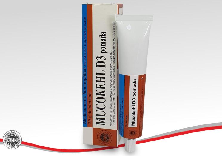 BIOTOP® SANUM-KEHLBECK - MUCOKEHL® D3 POMADA