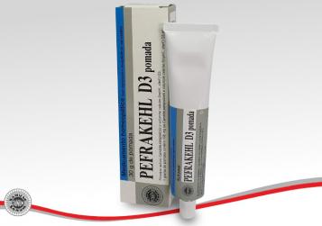 BIOTOP® SANUM-KEHLBECK - PEFRAKEHL® D3 Pomada